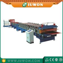 Double Layer Roof Panel Forming Machine