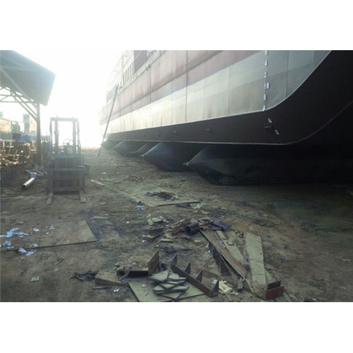 Marine Rubber Ship Launching Airbags