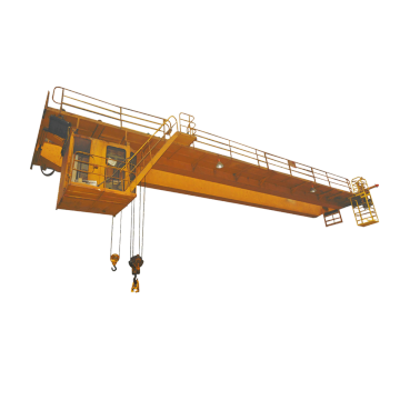 15 ton electric double beam bridge crane price