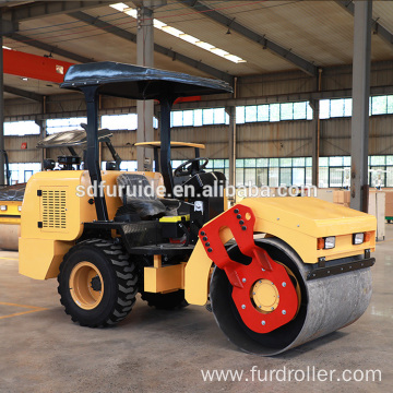 High Performance 3 Ton Vibratory Soil Roller Compactor