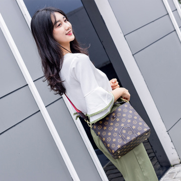 High Quality Womens Medium Bucket Tote Bag
