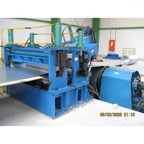 Slitting Line for steel Coil