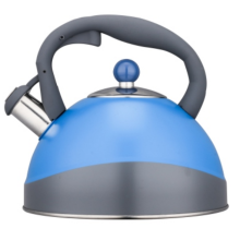 3.0L nice designed colorful whistling kettle