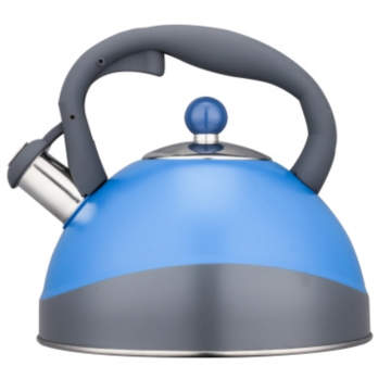 Color splicing whistle kettle safety