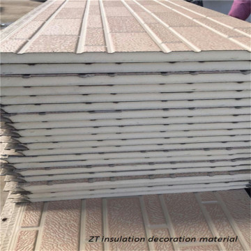 Home depot insulation decoration wall panel exterior