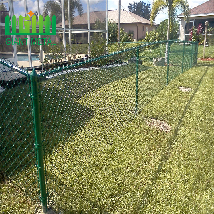 diamond mesh horse fence