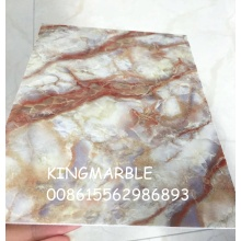 Pvc table top marble Panel Decoration