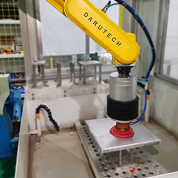 Custom metal grinding flexible control industrial robot