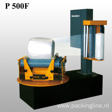 Mini Reel Wrapper Wrapping Machine