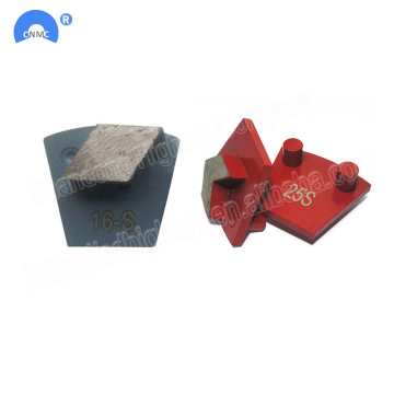workmaster Concrete Pads Epoxy Floor Grinding Diamond Tools