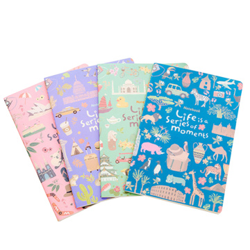 Wholesale Student Girls Diary Notebooks