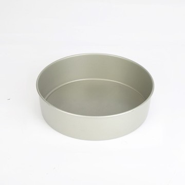 8 Inch Round Baking Pan With Removable Bottom
