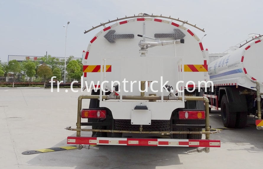 high pressure water jetting truck 3