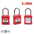 38mm Steel Shackle Safety Padlock