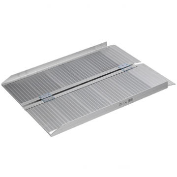 Aluminium Access Folding Ramp