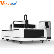 500w 1000w Metal Fiber Laser Cutting Machine