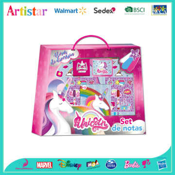 UNICORN trapezoidal color box set