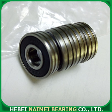 Miniature Bearing for sliding windows