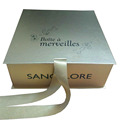 Bespoke Gold Collapsible Magnetic Gift Box