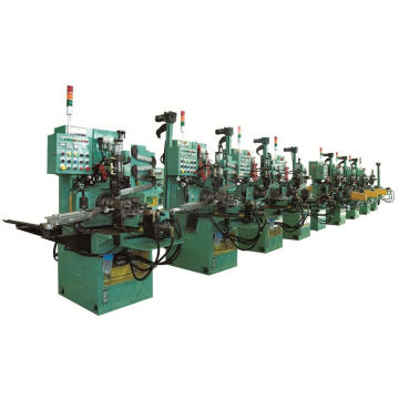 Steel Parts Turning Lathe Machine