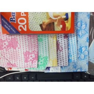 Disposable fashion PVC Diaper
