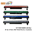 High Power LED Bar Wall Washer 18x10W RGBW