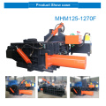 Scrap hydraulic compactor baling press machine