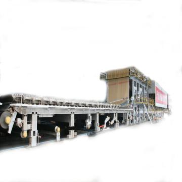 Corrugated Paper Roll Making Machine