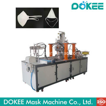Folding Mask Head-strap Ear-loop Welding Machines