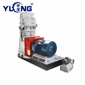 Sheep manure pellet making machine