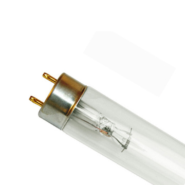 10W T8 Bactericidal UV Lamp 253.7nm Wavelength
