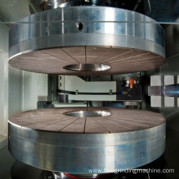 High precision double disk CBN surface grinding wheel