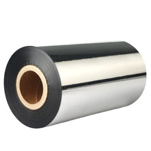 110mmx300m thermal resin ribbons for barcode printer
