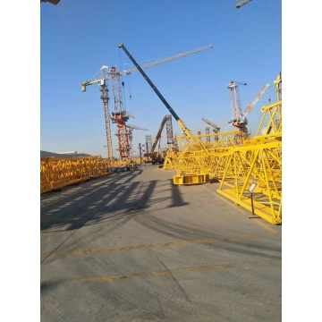 highly automatic tower crane