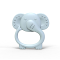 BPA Free  Custom Elephant Silicone Teething Toys