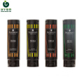 200ml cosmetic plastic tube for shave cream packaging