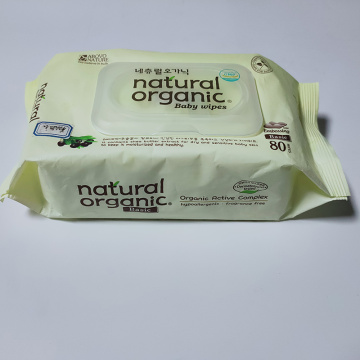 Sensitive Eco-Friendly HypoAllergenic Baby Wipes
