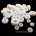 CNC Machine Precision Hardware Nylon Hexagon Nuts