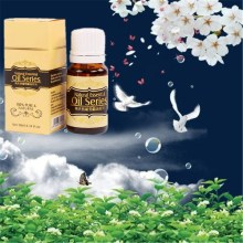 Famous brand 0 shipping fee pure natural aromatherapy Jasmine essential oil Aphrodisiac effect Relax Skin care 10ml/Bottle