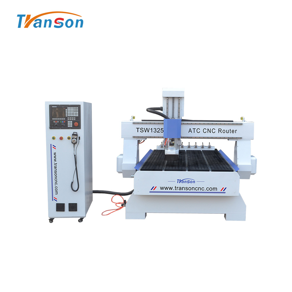 1325 ATC CNC Router with Oscillating Knife Cutter