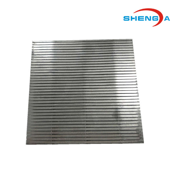 0.2mm Slot Sieve Plate for Water Filter