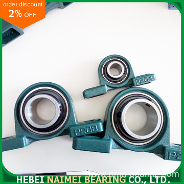 UCP208-40 40mm Cast Iron Pillow Block Bearing