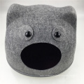 Fashion Felt Washable Cat Pet Beds