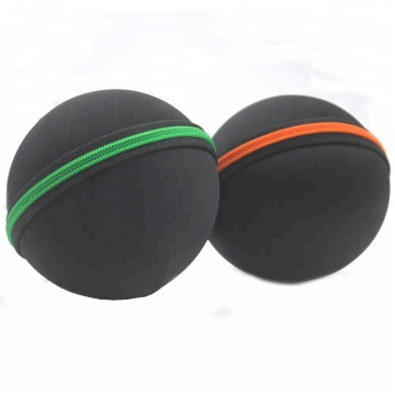 Clamshell Customized Colorful Round EVA Gift Case Box forn Head Massager