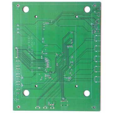 Intelligent module control multi-layer circuit board