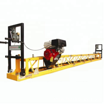 Manual Operated Self Leveling Concrete Vibratory Truss Screed Machine For Surface FZP-90