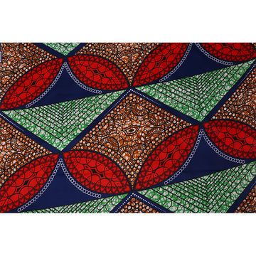 African wax print fabric 6 yards