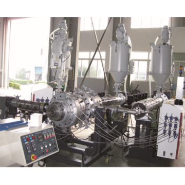PE/PP Pipe Making Machine