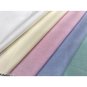 CVC Oxford Woven Dyed Fabric