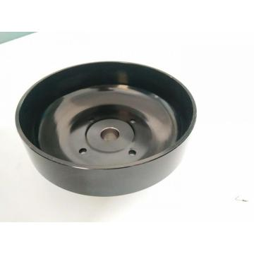 E-coating black water pump pulley